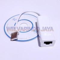 Converter USB to LAN Ethernet Adapter