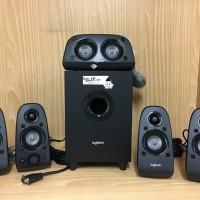 harga Speaker LOGITECH z506/z 506 5.1 Surround Sound 3D Home Theater (RESMI) Tokopedia.com