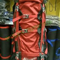 harga Carrier / Tas Gunung Consina Alpinist 70+5L Tokopedia.com