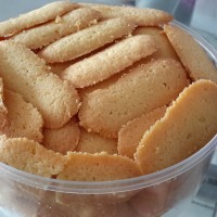 Jual Kue kering / cookies lidah kucing 250gr Murah