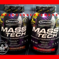 Mass Tech 7lb Muscletech Masstech (surabaya Fitness)