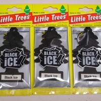 Jual Little Trees Black Ice / Little Trees Pengharum Mobil Murah