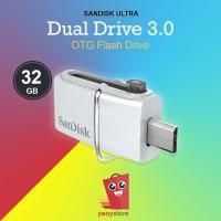 (YEAY Store Sby) Flashdisk OTG Sandisk 32 GB [ORI]