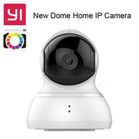 harga Xiaomi Yi Dome Camera Home Smart IP Camera 360 Panoramic Angel/CCTV Tokopedia.com
