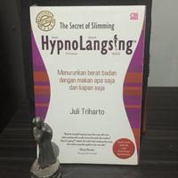 harga The Secret Of Slimming Hypnolangsing - Juli Triharto Tokopedia.com