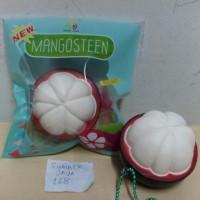 Jual Squishy I bloom Mangosteen kupas (Squishy I bloom Manggis) Murah