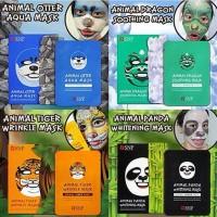 Jual SNP Animal Mask - Masker Animal - Animal Face Mask Murah