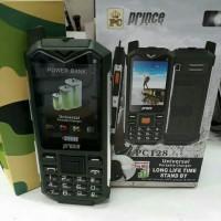 harga Hp PRINCE PC-128 Slim bisa Powerbank Tokopedia.com