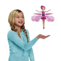 Peri Flying Fairy Barbie terbang Magic Dolls