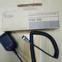 Hand Microphone 8Pin for ICOM HM36 HM-36/28 IC-718 IC-775 IC-7200I