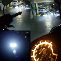 harga Lampu Hid Motor Leopard 8000K (Putih Kebiruan) Garansi 1 Tahun Tokopedia.com