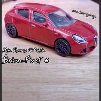 Diecast Fast Furious Alfa Romeo Giulietta (Brian-Loose)