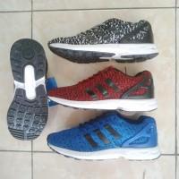 Jual Beli ADIDAS ZX FLUX WAVE DELUX KNIT MEN Baru | Sepatu Sneakers
