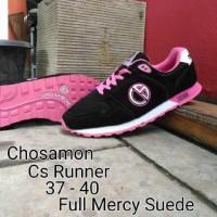 Jual Beli sepatu chosamon runner woman Baru | Sepatu Sneakers Wanita