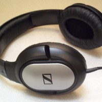 Sennheiser HD201 Powerfull Stereo Sound Experience Headphones