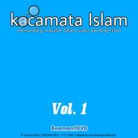 DVD Video CERAMAH Kacamata Islam Vol. 1 & 2 Total 16 Video dlm 2 DVD