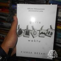 Buku Novel Sebuah perjalanan menghapus luka Garis Waktu Fiersa Besari