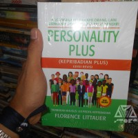 ( Hard Cover ) Buku Kepribadian Personality Plus By Florence Littauer