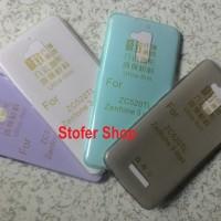 Ultrathin Softcase Asus Zenfone 3 Max ZC520TL / ultra thin soft case