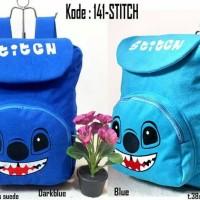 Tas Karakter - 141 Stitch