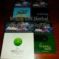 Paket tester 4 bungkus kretek sin herbal tridaya sinergi