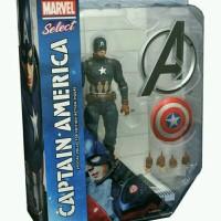 Marvel Select Civil War Captain America