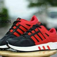 Adidas Torsion Black Red2