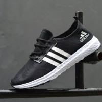 Adidas Ultra Boost Man Black White2