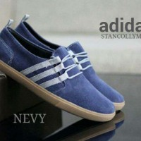 Sepatu Adidas Stan Collymore Navy