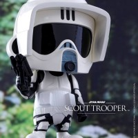 Hottoys Cosbaby Scout Trooper