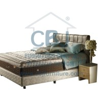 Lady Americana Kasur Springbed SS Excelsior - Full Set - 200x200