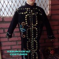 Betawi SD4-6  Baju Adat Karnaval Pawai Parade Pentas Seni Anak Pria