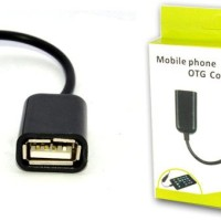 OTG Kabel Usb Micro / Kabel Otg For Samsung, Bb, Oppo, Android1