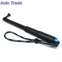 Metal Lid Pov Extendable Pole Monopod 72 Cm For GoPro / Xiaomi Yi / Xi