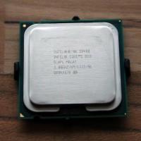 Intel Core2 Duo Processor E8400 3.0Ghz (Socket LGA 775)