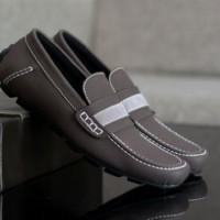 Sepatu Bally Mocasin Brown