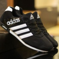 Sepatu Adidas For Man Black
