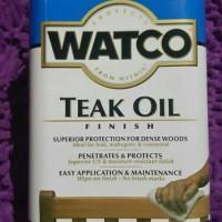 Watco Teak Oil / cat kayu