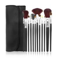 Jual KUAS MAKE UP/Delice Cosmetic Professional Make Up Brushes M4 Set 12 pc Murah