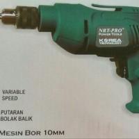 BOR TANGAN 10mm NRT - PRO 450CHD B0LAK BALIK