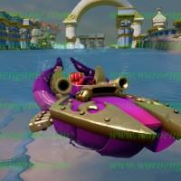 Skylanders SuperChargers Vehicle Splatter Splasher Char Murah