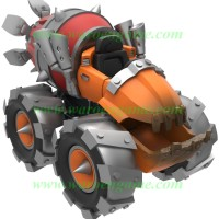 Skylanders SuperChargers Vehicle Thump Truck Character Murah