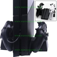DOBE PS4 Dual Charging Dock With 2 Cooling Fan Murah