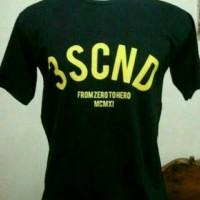 Kaos Pria Tshirt Big Size (Xxxl) 3 SEACOND
