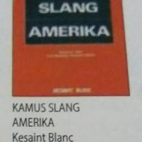 Kamus Slang Amerika, Kesaint Blanc
