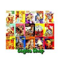 ebook Komik Tapak Sakti 1 dan Tapak Sakti 2 Lengkap (By : Tony Wong)