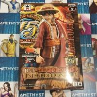 [ASIA] The Grandline Men Luffy 15th Edition