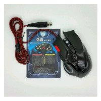 Rexus Viper Gaming Mouse G8 - 7 Button Turbo