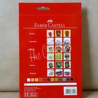 ATK0234FC Cat Acrylic 12 Warna 572312 Faber Castell Akrilik Air Kanv