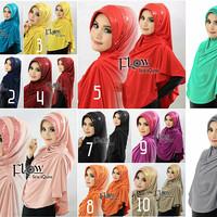PROMO Hijab / Jilbab Syria Squina Premium LARIS
